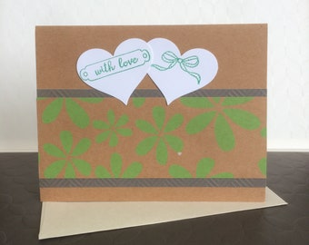Birthday cards, With love, Friendship cards, Greeting cards, Mother's day cards, With love cards,