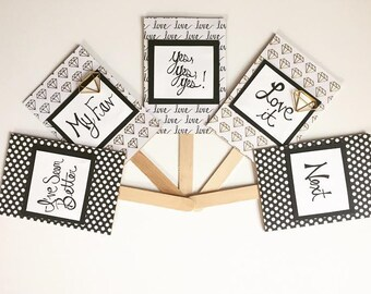Wedding Dress Shopping Paddles - Say Yes to the Dress Paddles - Wedding Dress Paddles
