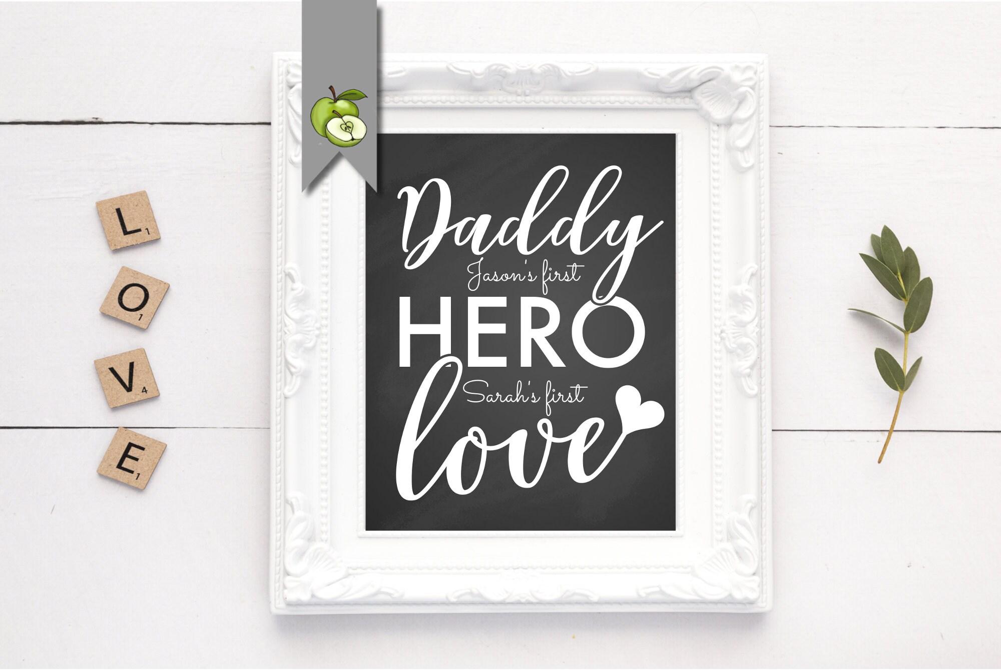 Vatertag Geschenk für Papa Geschenk für Papa neue Papa
