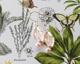 Blush Calla Lilies