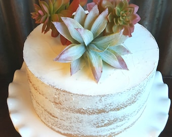 Fake Naked Cake. Faux Naked Cake for Photography Props, Event Planners, Wedding Decor, Home Decor,  Bakery Decor,  Staging Props