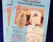 Fabric Painting or Needle...