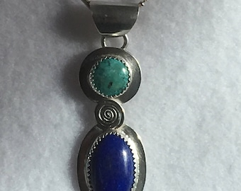 Turquoise and Lapis