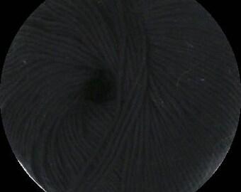 DeStash Yarn - Pima Cotton - Black