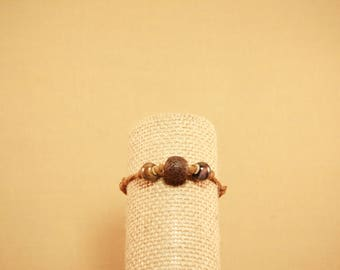 Brown PJ Bracelet