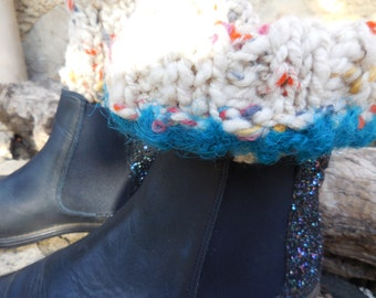 Funky Boot Toppers