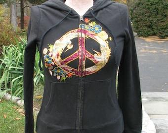 Vintage Lucky Brand Hoodie - Sweatshirt