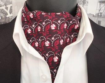 Cravat, Cravats for men, Ascot, Ascots for men, Reversible cravat
