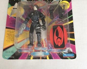 Vintage 1992 Star Trek The Next Generation Borg