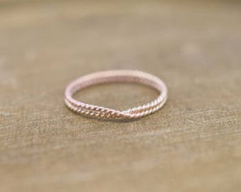 Stacking Ring - Overlap
