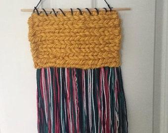 Little Miss Sunshine Weaving