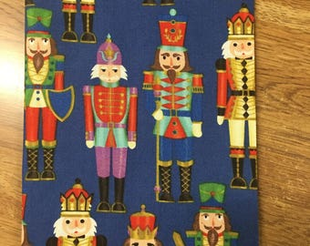 Wooden soldier cloth napkins