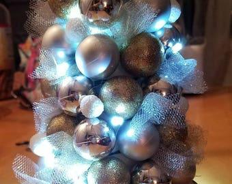 Handmade mini tree