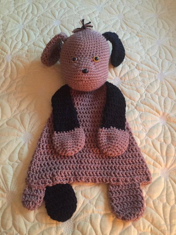 Puppy Dog Rag Doll Toy/Lovey–SALE