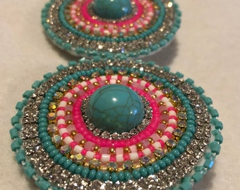 Turquouse Earrings