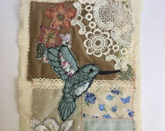Customised textile art