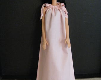 Barbie doll clothes-lounge wear pink