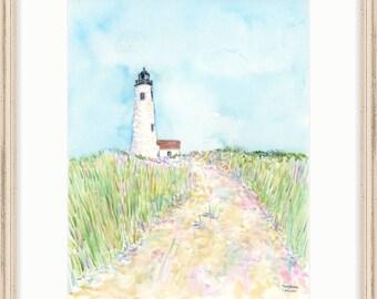 Nantucket - Great Point Light
