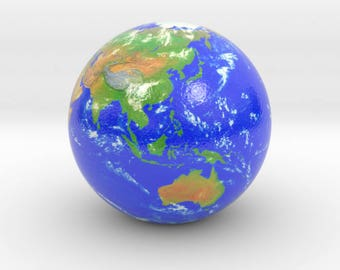 Planet Earth, Earth, Earth Globe, Tiny Earth, Miniature Earth, Miniature Planet Earth, Miniature Globe, Valentine's Day, Gift, Miniature