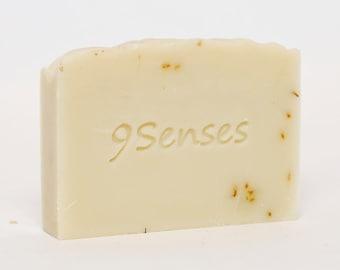 Handmade Vegan Calendula Soap