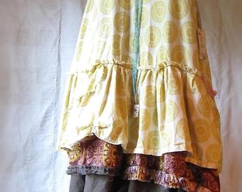 TINA GIVENS PRAIRIE pants sewing pattern