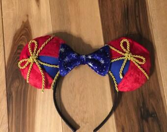 Back in stock****Sorcerer Mickey Ears, Custom Mickey Ears, Disney Inspired Minnie Ears