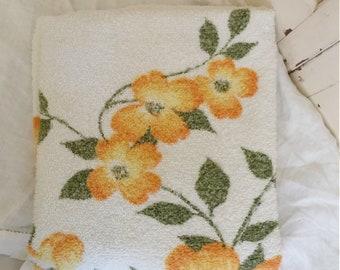 Vintage Bath Towel