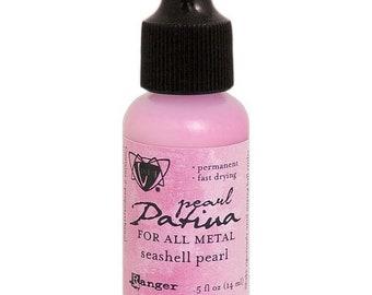 Vintaj Patina, .5 oz, Seashell Pearl