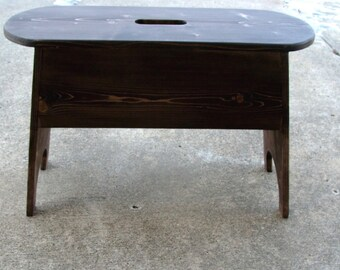 Entryway Bench, Coffee Table, Wood Benches, Entry Way Bench, Mudroom Bench,Custom