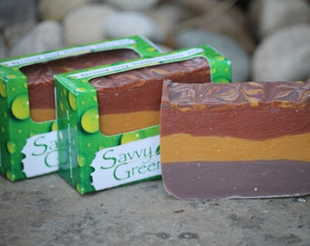 Rainbow Clay Shampoo Shave Bar