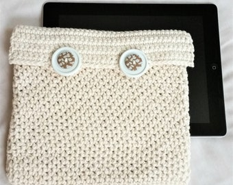 Crochet Tablet Case/Cozy/Sleeve
