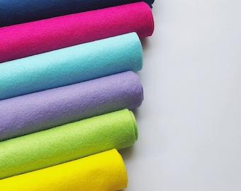 Wool blend felt   felt