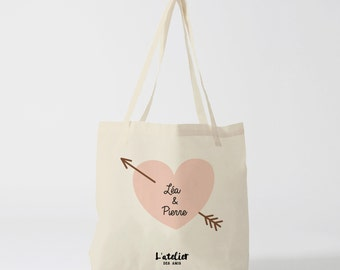 Tote bag custom wedding, Bridesmaid bags, Wedding Bags, Bridal Party Gifts, Personalized Handbags, Bridesmaid Gifts,  by atelier des amis