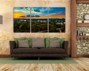 Chattanooga Print, Chattanooga decor, Chattanooga Skyline, Chattanooga, Chattanooga art, Chattanooga Wall Art, Chattanooga City, Chattanooga