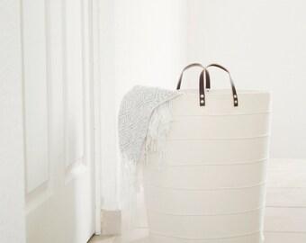 Laundry basket. Large storage basket. Laundry hamper. Toy storage. Canvas storage bin. Nursery fabric basket. Baby hamper. Wardrobe. Toy box