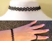 Etsy Tattoo Chokers Handm...
