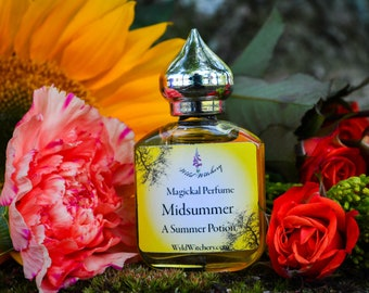 Midsummer Perfume~For Honoring the Summer Solstice