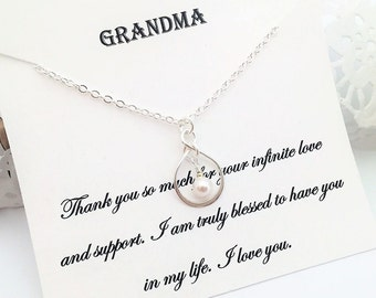 GIFT FOR GRANDMOTHER, Grandmother Gift, Birthday Gift for Grandma, Gift for Grandma, Grandmother of the Bride Gift, Grandmother of the Groom