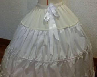"Collection ""Below"" - child Crinoline petticoat"