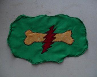 CUSTOM Bob Weir & Ratdog Patch