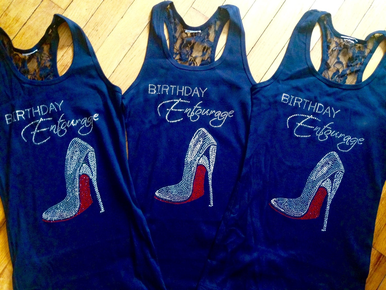 Girls Party T Shirts