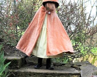 kids cape, king cape, costume cape, kids knigth cape, medieval cape, prince cape, princess cape, hooded fantasy cloak kids,