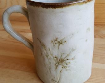 Gift for Mom | Handmade Coffee Mug | Mugs | Ceramic Mug | Pottery Mug | Housewarming Gift | Tea Mug | Coffee Cup | Coffee Mugs |