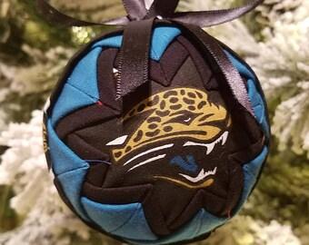 Jaguars Christmas Ornament