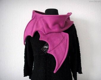 Scarf - Batwings *light-pink
