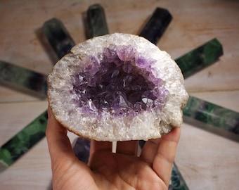 Sale - Gorgeous Amethyst Geode