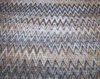 Vintage Missoni  Wool Blend  Infinity Scarf
