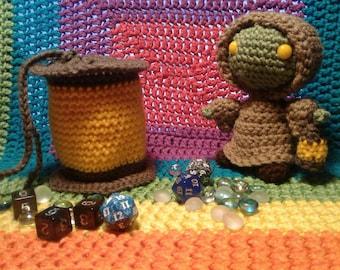 Tonberry dice bag