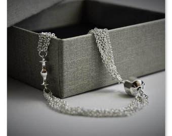 Multi-chain Bracelet
