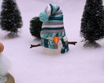 Snowball Fight trio